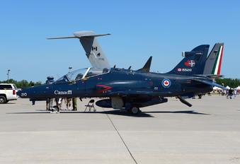 155210 - Canada - Air Force British Aerospace CT-155 Hawk