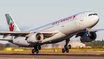 C-GFAH - Air Canada Airbus A330-300 aircraft