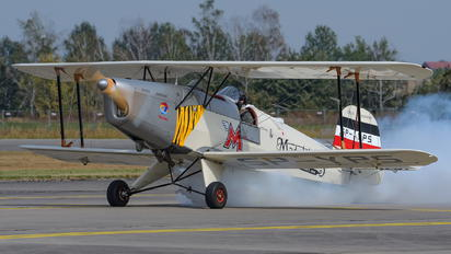 SP-YPS - Private Bücker Bü.131 Jungmann