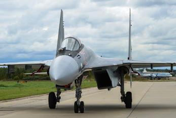 03 - Russia - Air Force Sukhoi Su-35S
