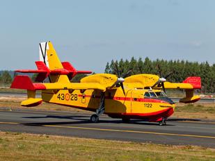 UD.13-28 - Spain - Air Force Canadair CL-215T