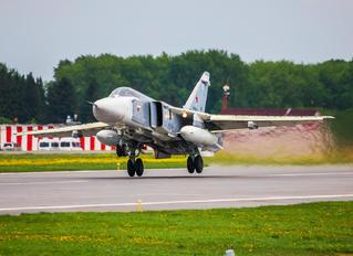 RF-95102 - Russia - Air Force Sukhoi Su-24M