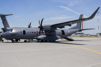 3207 - Mexico - Air Force Casa C-295MW