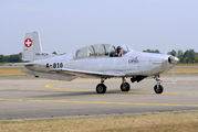 HB-RCH - Private Pilatus P-3 aircraft
