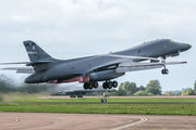 86-0127 - USA - Air Force Rockwell B-1B Lancer aircraft