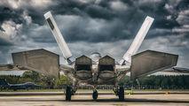05-4095 - USA - Air Force Lockheed Martin F-22A Raptor aircraft