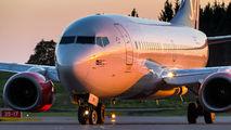 LN-RNN - SAS - Scandinavian Airlines Boeing 737-700 aircraft