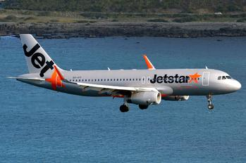 VH-VFY - Jetstar Airways Airbus A320