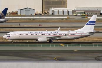 N75435 - United Airlines Boeing 737-900ER