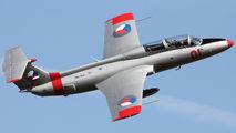 OM-SLK - Private Aero L-29 Delfín aircraft