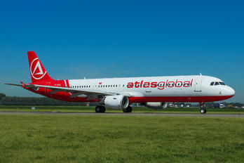 TC-ATB - Atlasglobal Airbus A321