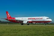 TC-ATB - Atlasglobal Airbus A321 aircraft