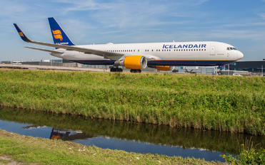 TF-ISN - Icelandair Boeing 767-300ER