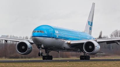PH-BQK - KLM Boeing 777-200ER