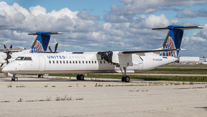 N336NG - United Express de Havilland Canada DHC-8-402Q Dash 8