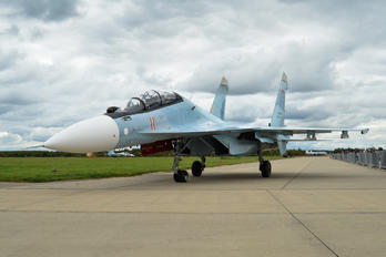 11 - Russia - Air Force Sukhoi Su-30SM