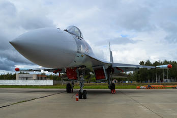 02 - Russia - Air Force Sukhoi Su-35S