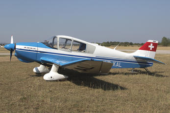 HB-KAL - Private Robin DR.253
