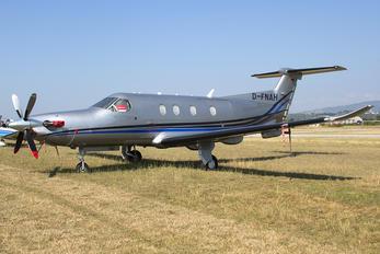 D-FNAH - Private Pilatus PC-12
