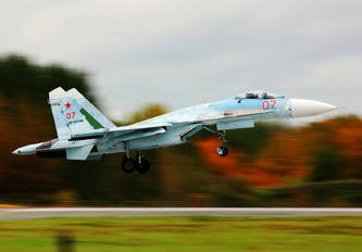 "RF-92209 - Russia - Air Force ""Falcons of Russia"" Sukhoi Su-27SM"