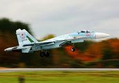 "RF-92209 - Russia - Air Force ""Falcons of Russia"" Sukhoi Su-27SM aircraft"