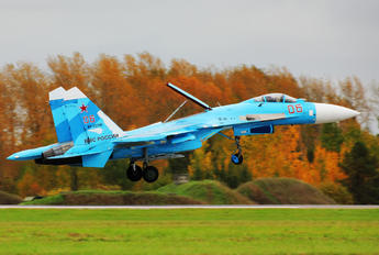 "RF-92210 - Russia - Air Force ""Falcons of Russia"" Sukhoi Su-27SM"