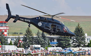 OM-BYD - Slovakia - Government Bell 429