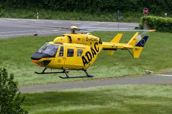 D-HDAC - ADAC Luftrettung Eurocopter BK117