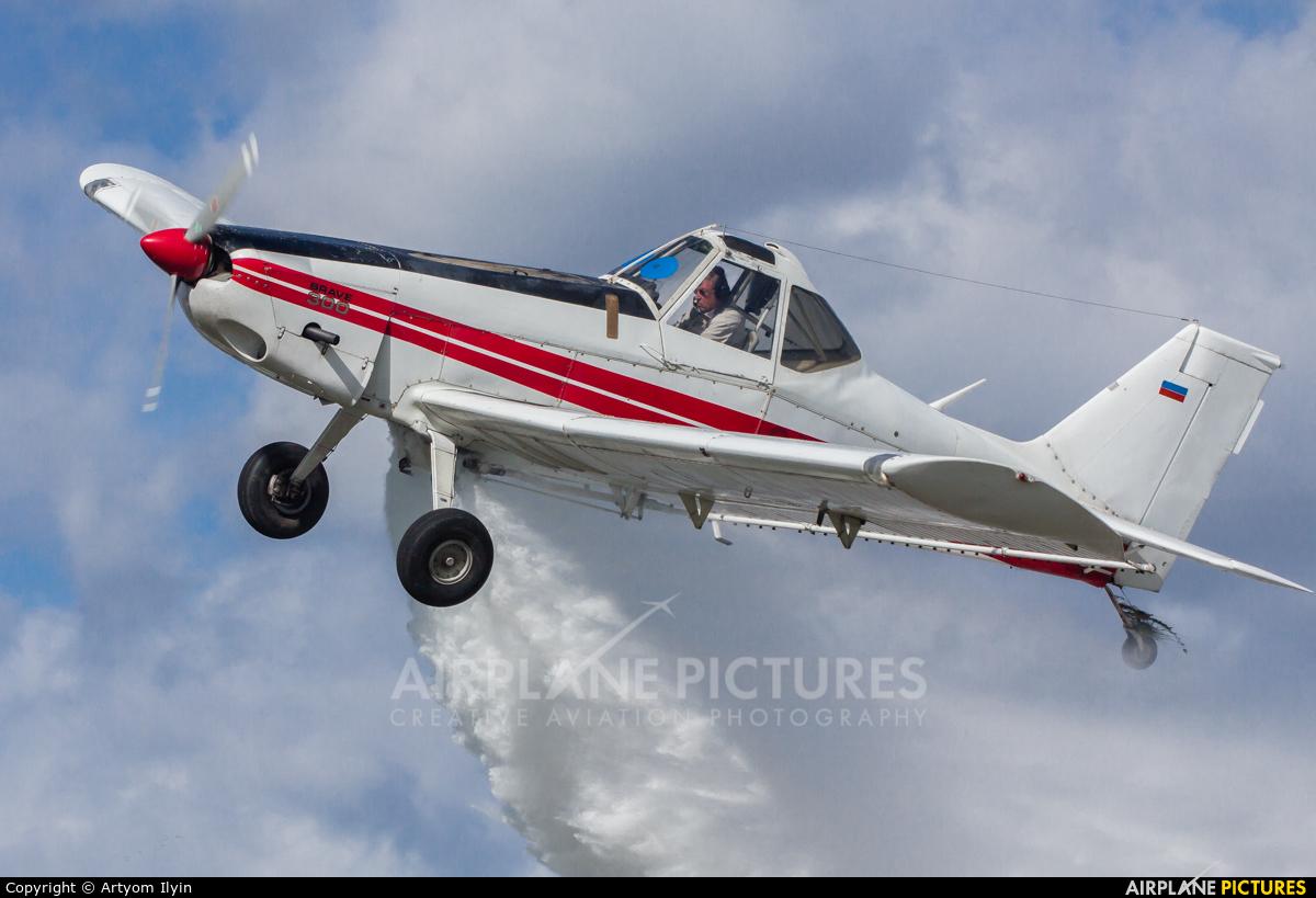 Private RA-1117G aircraft at Severka