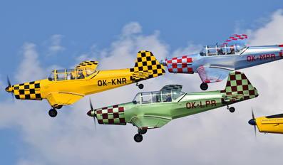 OK-LPR - Slezský Aeroklub Zábřeh Zlín Aircraft Z-226 (all models)