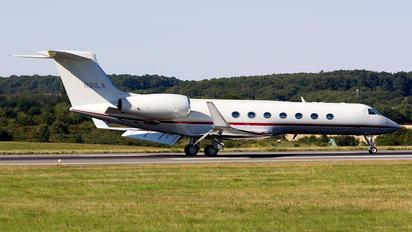 N91LA - Private Gulfstream Aerospace G-V, G-V-SP, G500, G550