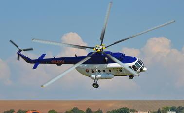 OM-BYU - Slovakia - Police Mil Mi-171
