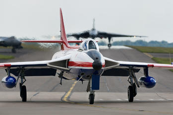 XE601 - Royal Air Force: Empire Test Pilots School Hawker Hunter FGA.9