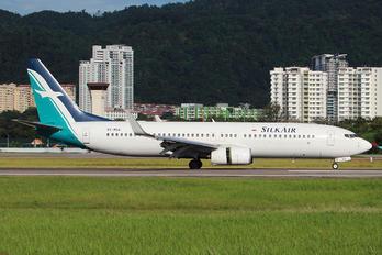 9V-MGA - SilkAir Boeing 737-800