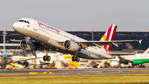 D-AIPT - Germanwings Airbus A320 aircraft