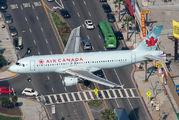 C-FGYS - Air Canada Airbus A320 aircraft