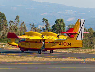 UD.14-04 - Spain - Air Force Canadair CL-415 (all marks)