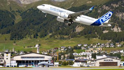 F-WNEO - Airbus Industrie Airbus A320 NEO