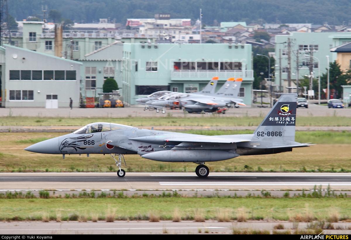 Japan - Air Self Defence Force 62-8866 aircraft at Komatsu
