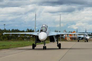 03 - Russia - Air Force Sukhoi Su-30SM
