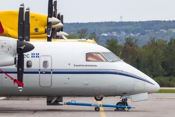 C-GQBT - Service Aerien Gouvernemental (SAG) de Havilland Canada DHC-8-200Q Dash 8