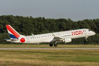 F-HBLD - Air France - Hop! Embraer ERJ-190 (190-100)