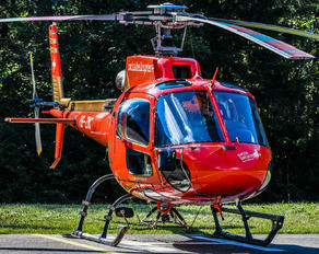 HB-ZMC - Swiss Helicopter Eurocopter AS350 Ecureuil / Squirrel
