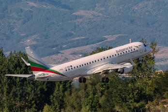 LZ-SOF - Bulgaria Air Embraer ERJ-190 (190-100)