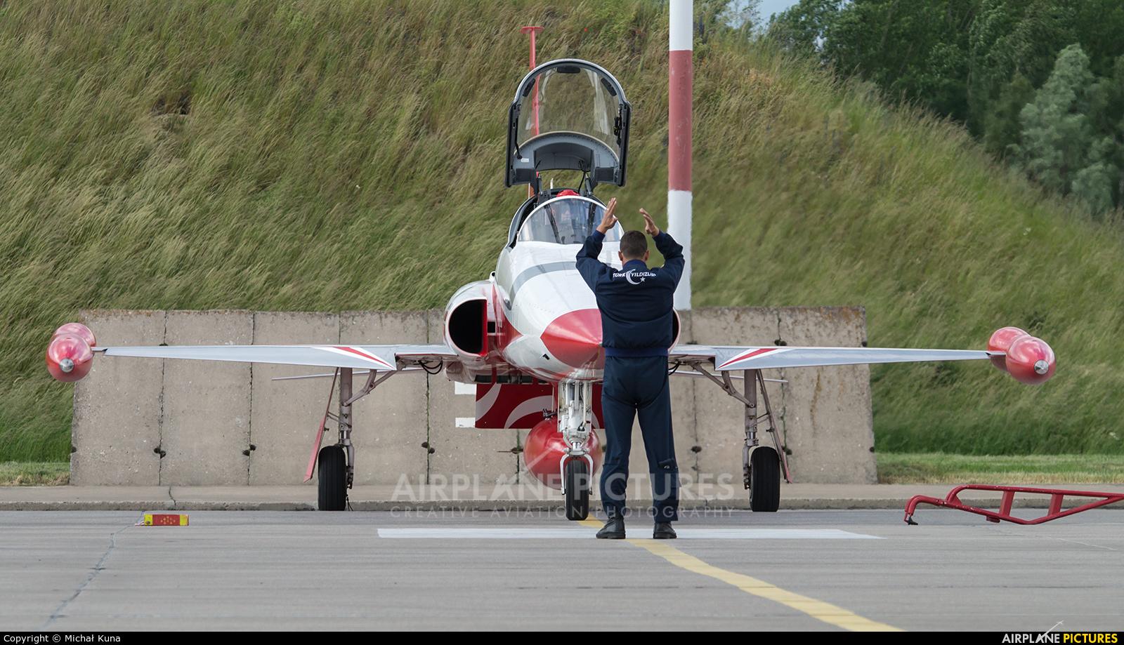Turkey - Air Force : Turkish Stars 71-3049 aircraft at Malbork