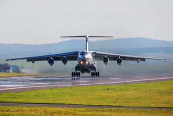 RF-94288 - Russia - Air Force Ilyushin Il-78