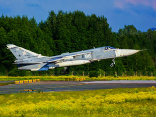 RF-95097 - Russia - Air Force Sukhoi Su-24M