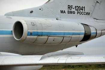 RF-12041 - Russia - Navy Tupolev Tu-134UBL