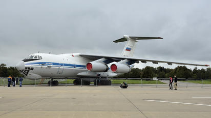 RF-76549 - Russia - Air Force Ilyushin Il-76 (all models)