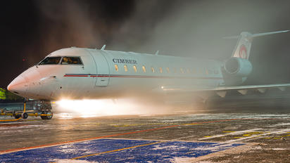 OY-RJF - Cimber Air Canadair CL-600 CRJ-100